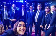 مدحت صالح يطرب الحضور في حفل القصراوي جروب وإطلاق سيارة جاك S4