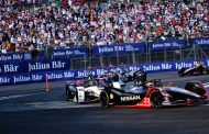 فريق نيسان e.dams يحقق مراكز متقدمة في سباقات Formula E
