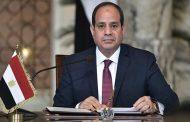الرئيس السيسى يفتتح مشروعات جديدة فى شركة أبو زعبل