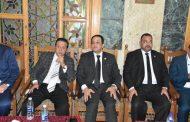عزاء اللواء أحمد عبد المنعم العقاد بحضور كبار رجال الدولة وأعضاء البرلمان
