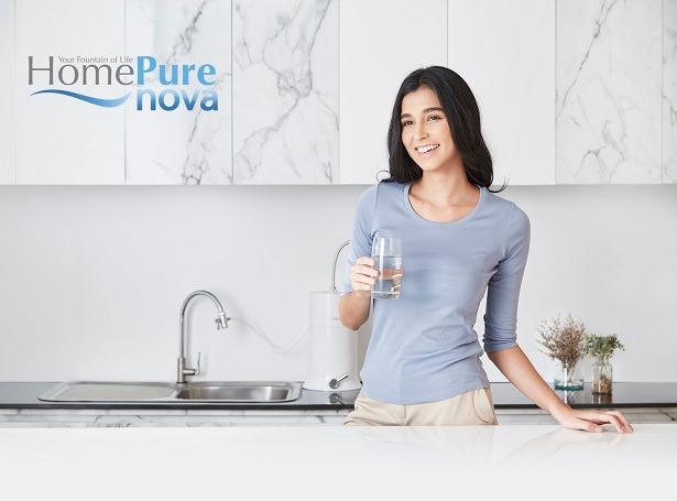 كيونت تقدم HomePure Nova لحماية أسرتك من الفيروسات والبكتيريا