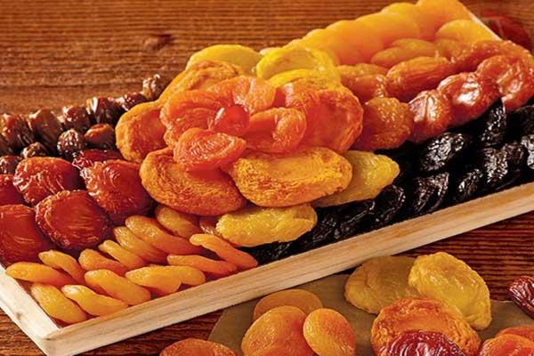 الفاكهةالمجففة لها تأثير سلبي على مرضى السكري