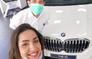 لقاء خاص مع كريم عاطف، وشرح تفصيلي عن السيارة BMW The X5 2020 الجديدة