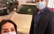 إختبار قيادة سريع للسيارة هوندا اكورد ٢٠٢٠، مع الأستاذ محمد محمود مدير معرض هوندا في مصر