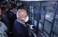 الرئيس السيسى ورسائل لوزير النقل حول القطارات الجديدة