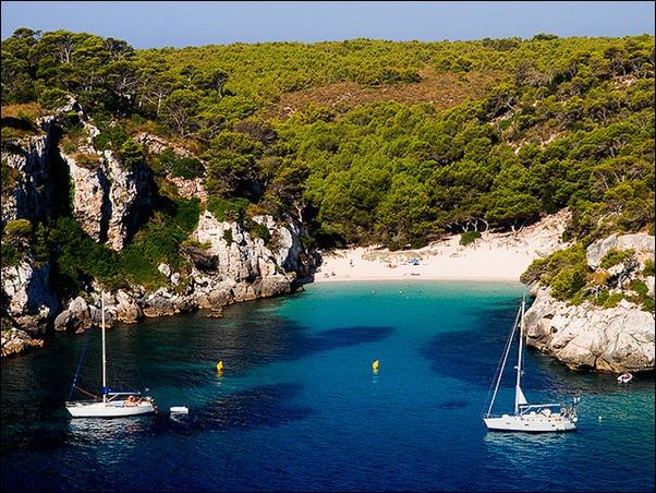 أفضل الجزر في إسبانيا .. لعشاق الطبيعة الخلابة