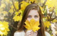 ماسكات لنضارة البشرة في فصل الخريف