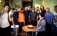 النجم خالد النبوي يحتفل بعيد ميلاده الـ 54 ممتن لعائلتي وأصدقائي والجمهور