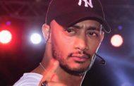 محمد رمضان يستعرض دعاية أغنية