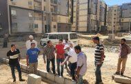 الاستعدادات النهائية لتسليم مشروعي سكن مصر و JANNA بالقاهرة الجديدة