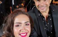 عمرو دياب يتألق بأجمل أغنياته ويحي حفل زفاف رجل الأعمال باسل سماقيه صاحب مصانع قوطونيل