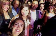 نجوم الفن يغنون مع عمرو دياب في حفل إعمار مصر