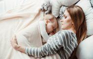مساعدة الأطفال على النوم طوال الليل .. نصائح للأمهات الجدد