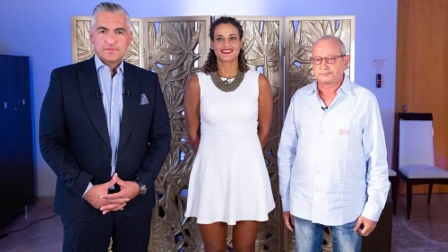 أورا ديفلوبرز يوقع عقد رعاية بطلة التنس ميار شريف