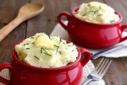 البطاطس المهروسة وطريقة تحضيرها بطرق مختلفة
