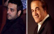 شريف منير وكمال أبو رية ومحمد الشرنوبى يقدمون العزاء لأسرة محمود ياسين