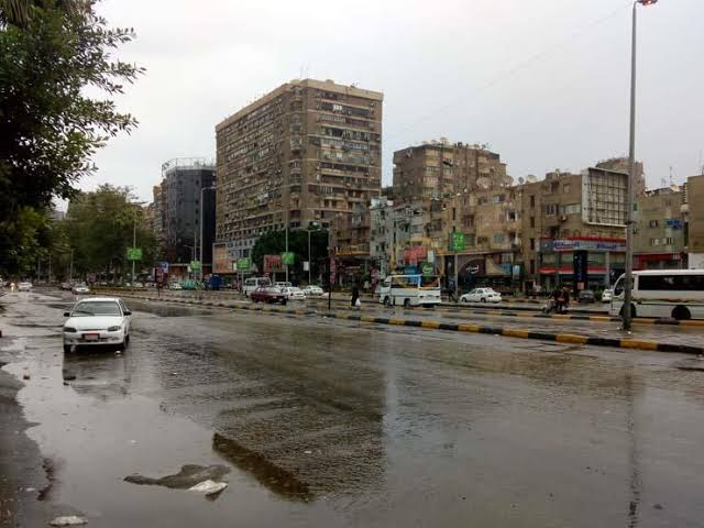 الرى تتوقع سقوط أمطار متوسطة غدا على البحر الأحمر وجنوب سيناء والصعيد