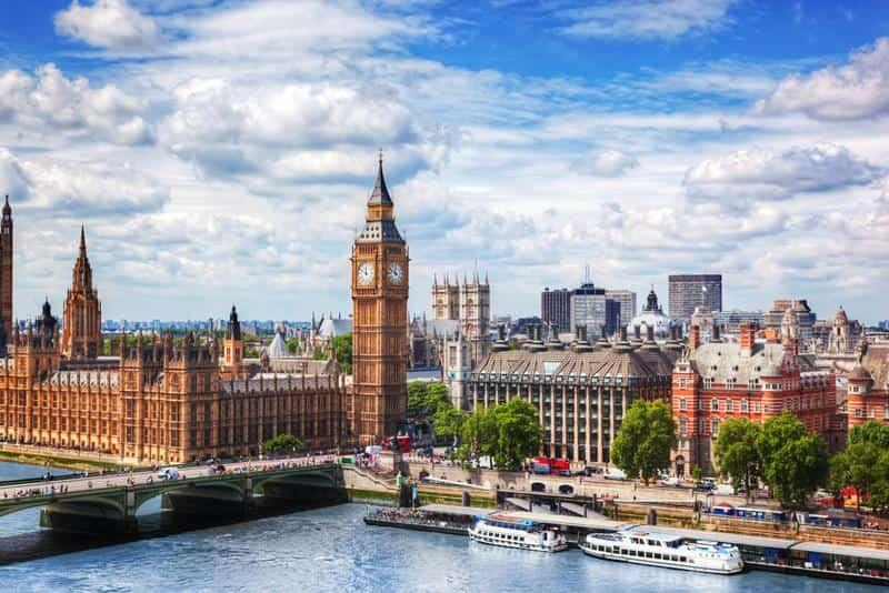 السياحة في لندن .. من أكثر الوجهات رواجًا في العالم