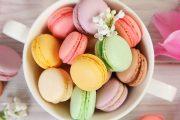 ماكرون فرنسي ملون .. أشهر الحلويات الفرنسية