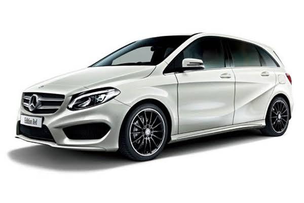 سيارة مرسيدس B180 و مواصفاتها و سعرها 615 ألف جنية