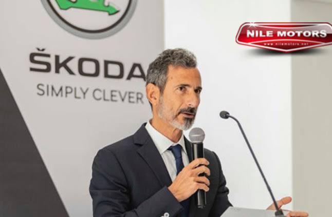 كريم نجار : سيتم وقف التعامل فورا مع أي موزع معتمد يبيع سيارات سكودا بال
