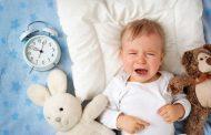 قلة النوم لدى الأطفال الرضع .. تعرفي على السبب