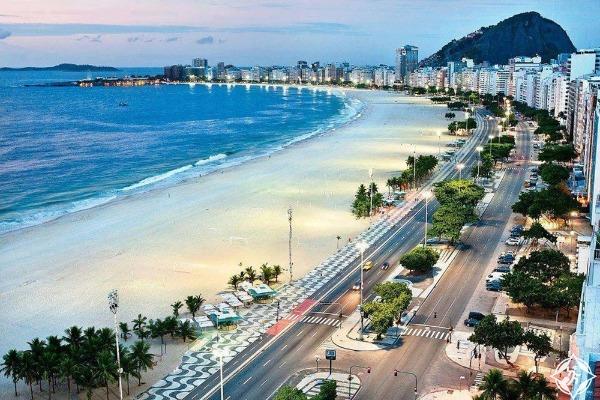 السياحة في البرازيل .. أهم الأماكن السياحية فيها