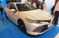 سيارة تويوتا كامري هايبرد 2021 toyota camry hybrid وتخفيض سعرها في مصر