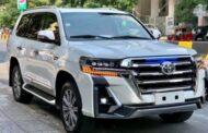 سعر سيارة تويوتا لاندكروز 2021 Toyota land cruiser مصر