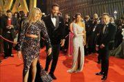 ما وراء الكواليس ولقطات النجوم من على السجادة الحمراء على هامش فاعليات مهرجان القاهرة السينمائي الدولي