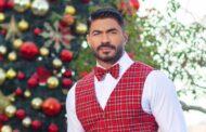 خالد سليم يهنيء جمهوره بالعام الجديد بجلسة تصوير جديدة