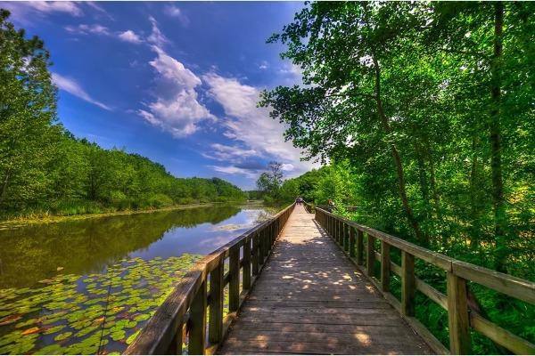 السياحة في سبانجا للتمتع بجمال الطبيعة