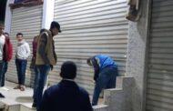 الإسكندرية : إغلاق عدد من المحال وتوقيع غرامات على مخالفى تطبيق الإجراءات الاحترازية
