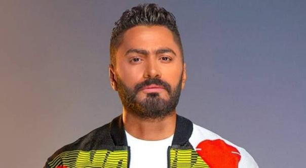 النجم تامر حسنى يشوق جمهوره لأغنية حفل افتتاح كأس العالم لليد