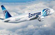 شركة مصر للطيران : تسير غدا 59 رحلة دولية وداخلية لنقل 7037 راكبا