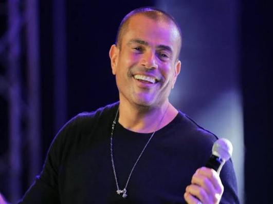 الهضبة عمرو دياب يحيى حفلا غنائيا فى دبى يوم 22 يناير