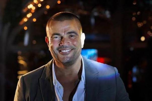 الهضبة عمرو دياب يتألق فى حفل غنائى بدبي ضمن مهرجان التسوق