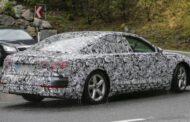 سيارة أودي 2022 AUDI A8  تظهر رسميا في شكلها الجديد