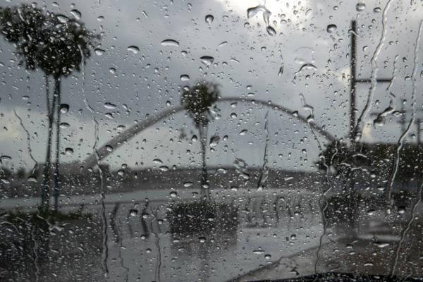 أمطار غزيرة على الإسكندرية والصغرى بالقاهرة 8