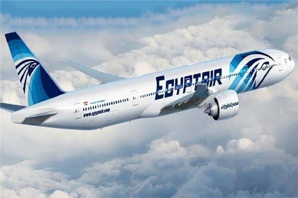 شركة مصر للطيران : تسير غدا 55 رحلة دولية وداخلية لنقل 5159 راكبا