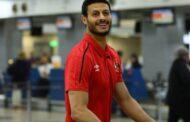 النجم محمد الشناوي : يكشف كواليس دعاء ركلات الجزاء فى مباراة بالميراس البرازيلى