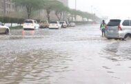 وزارة الرى : تحذر من أمطار غزيرة غدا على السواحل الشمالية