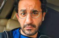 الفنان احمد حلمى فى أحدث ظهور له ...اتفضلوا قهوة