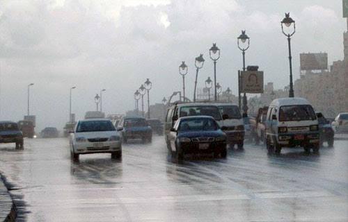 الأرصاد الجوية : تكشف خريطة الأمطار الظواهر الجوية خلال 72ساعة