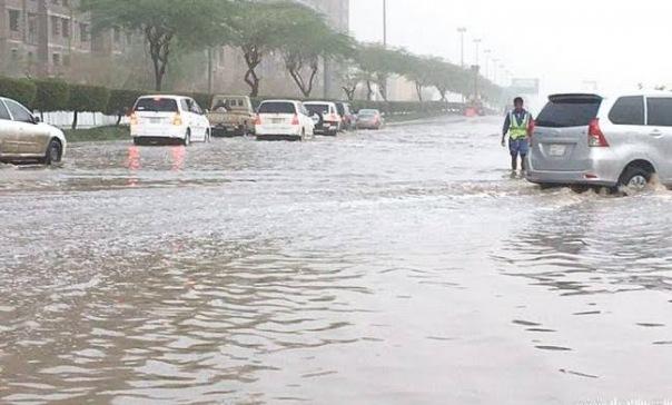 الأرصاد الجوية : غدا أمطار غزيرة ورعدية بكافة الأنحاء