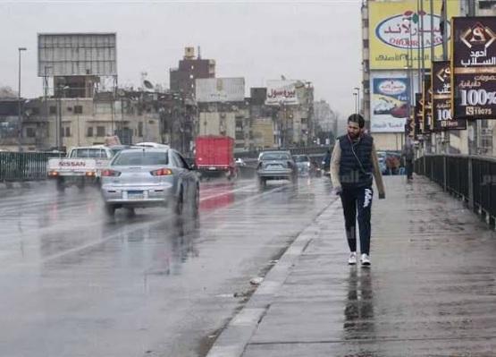 الأرصاد الجوية : ارتفاع طفيف بدرجات الحرارة غدا وأمطار بدمياط وبورسعيد