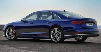 سيارة أودي S8 موديل 2022 بمحرك 4000 سي سي ...تعرف علي مواصفاتها