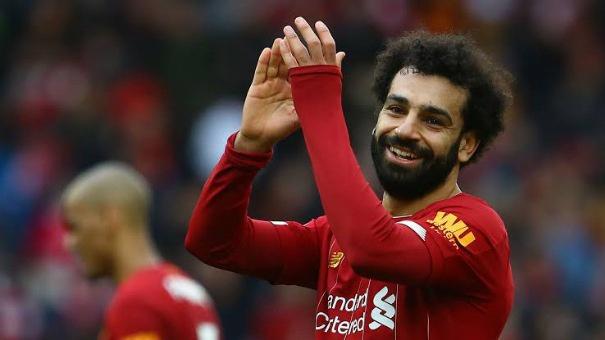 النجم المصري محمد صلاح : يقود تشكيل ليفربول أمام شيفيلد في الدوري الإنجليزي