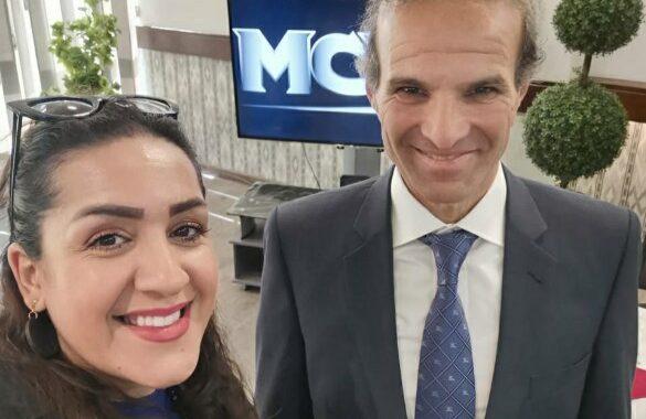 حصرياً لمجلة لايڤ لقاء مع المهندس كريم غبور، رئيس مجلس إدارة شركه صناعه وسائل النقل MCV