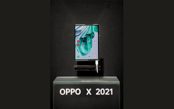 أوبو تعلن تقنية شحن جديدة لهاتف Oppo X 2021 .. فيديو